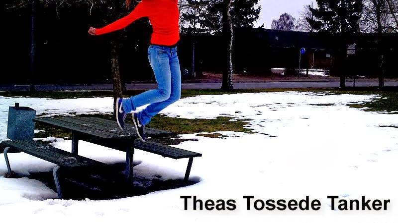 Theas Tossede Tanker