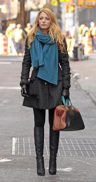 Fashion Gossipology: Style Hunter - Serena van der Woodsen