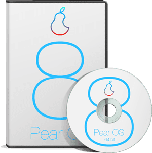 Pear OS 8 Rocha download indir