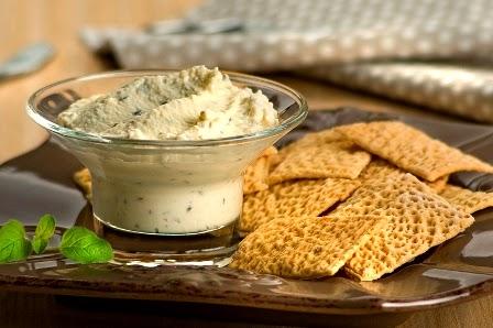 Patê de Queijo - Receita Fácil e Deliciosa