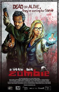 Ver Película A Little Bit Zombie Online Gratis (2012)