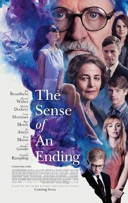 The Sense Of An Ending 2017 DVD R1 NTSC Sub