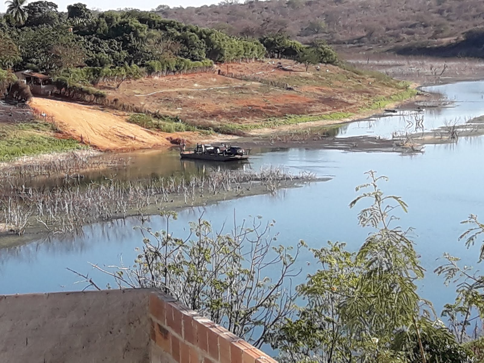 Barragem de Caraíbas Está em Situação de Atenção