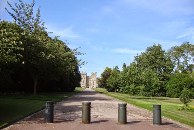 Castillo Windsor Long Walk