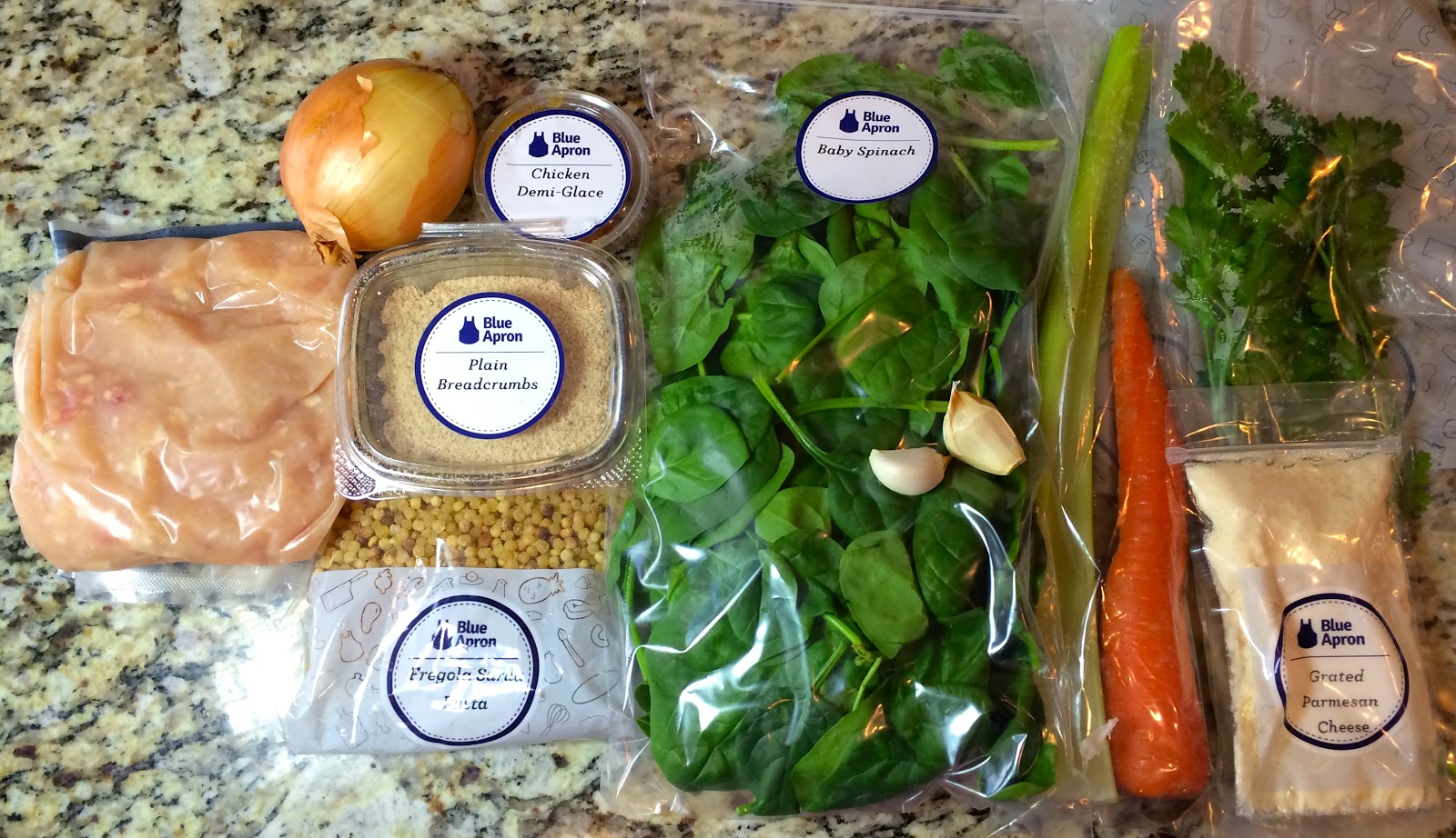 Blue apron salem