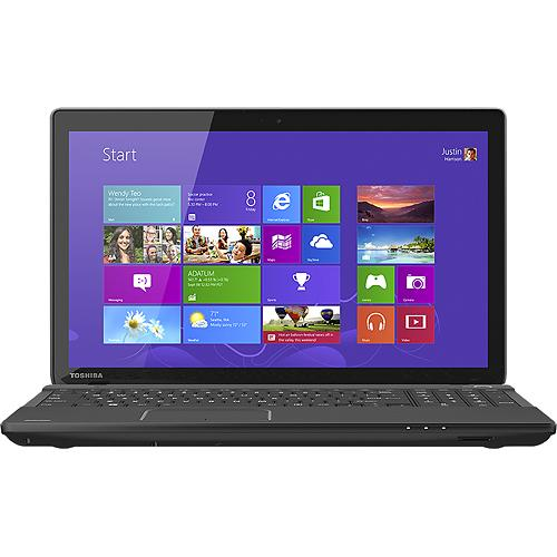 Toshiba Satellite C55T-A5218 15.6-inch Touch-Screen Laptop Review