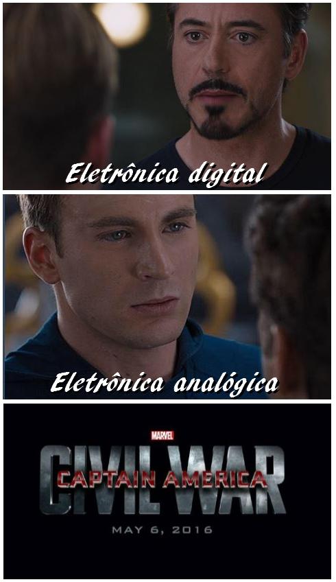 Capitão América - Guerra Civil