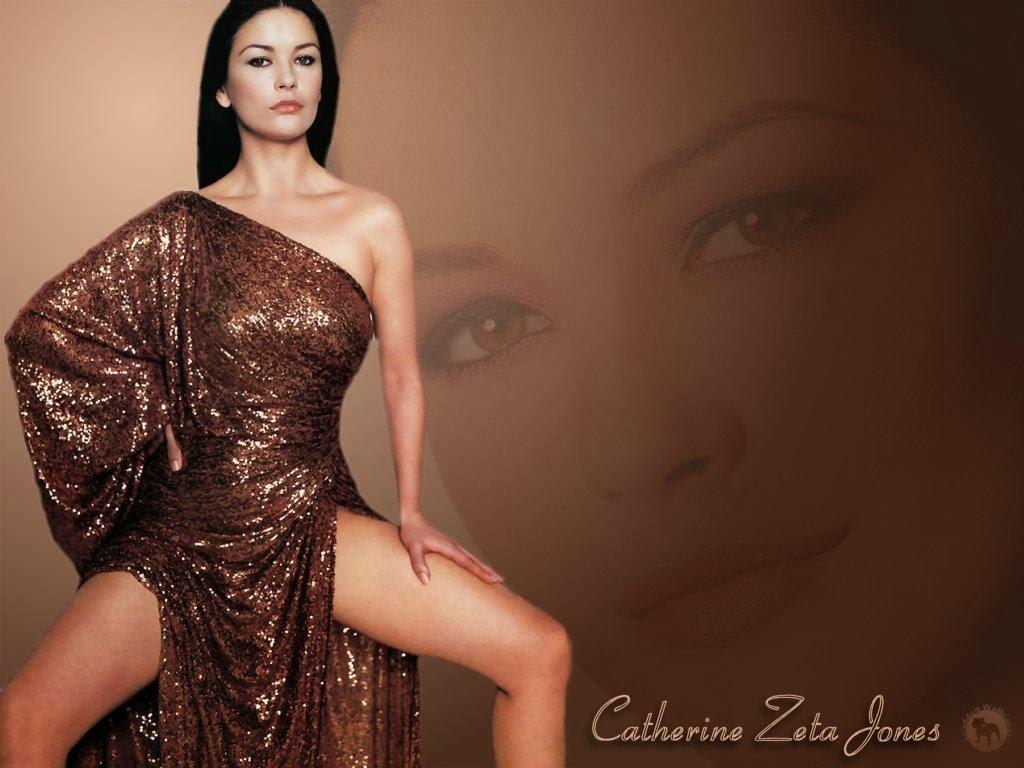 Celebrity HD Wallpaper... Catherine Zeta Jones Actress