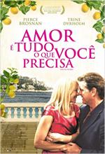 """Poster do filme """"Amor é Tudo o Que Você Precisa"""""""