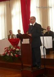 PARABÉNS AO PROFESSOR VILLAS BOAS