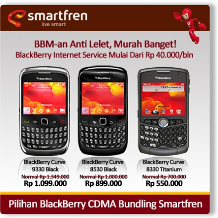 Daftar Paket Unlimited Smartfren Modem