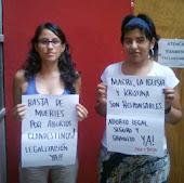 Las mujeres trabajadoras, jóvenes y pobres somos las que morimos por abortos clandestinos..