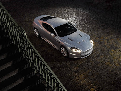 Aston Martin DBS Standard Resolution Wallpaper 7