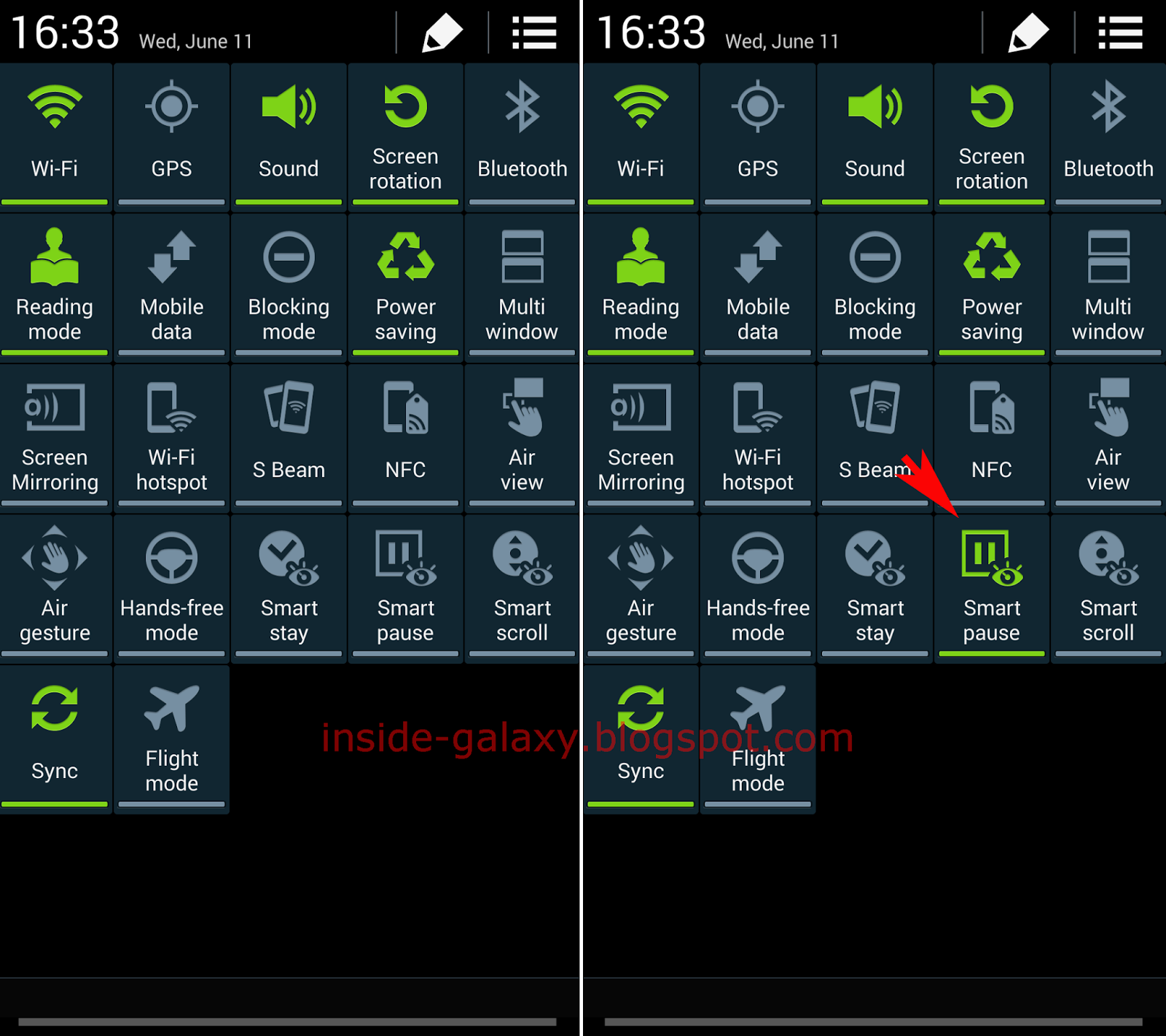 Samsung Galaxy S4: How to Enable and Use Smart Pause in ...