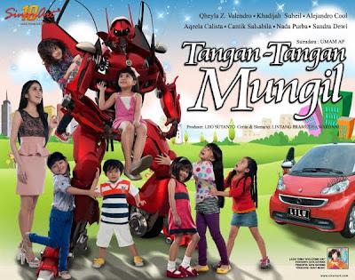 Foto Pemain Pemeran Tangan-Tangan Mungil RCTI 2013