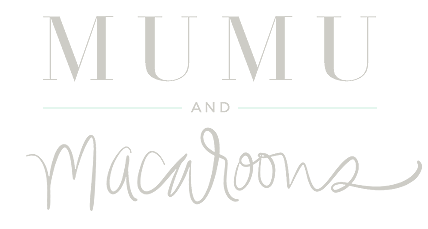 Mumu and Macaroons
