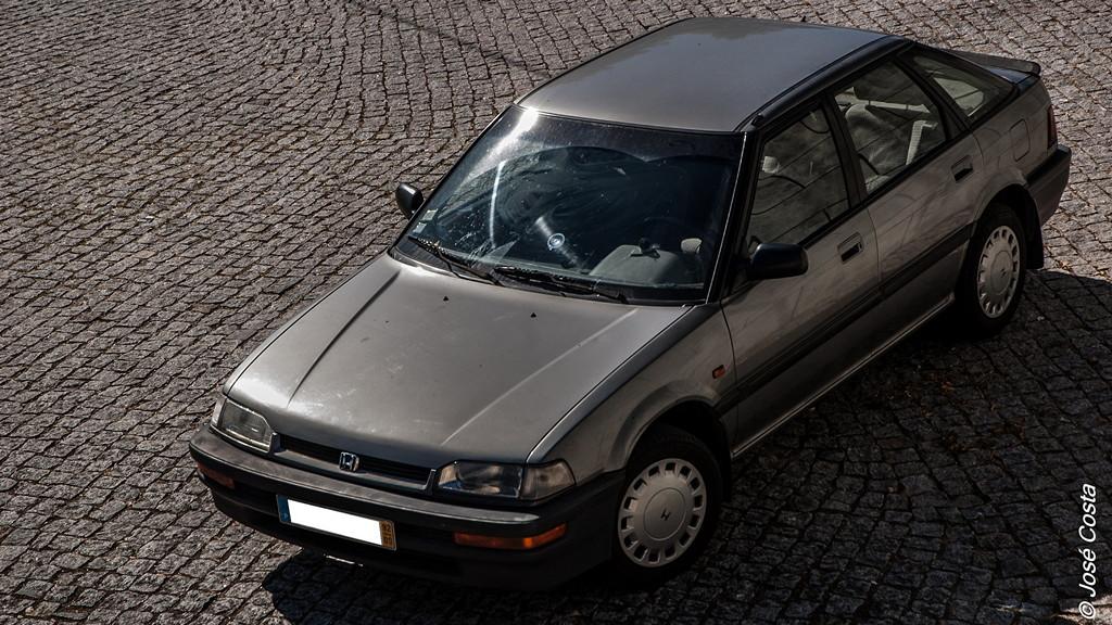 Honda Concerto, japońskie auta z lat 90