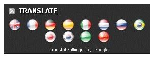 Cara Membuat Translate Bendera Keren di Blog