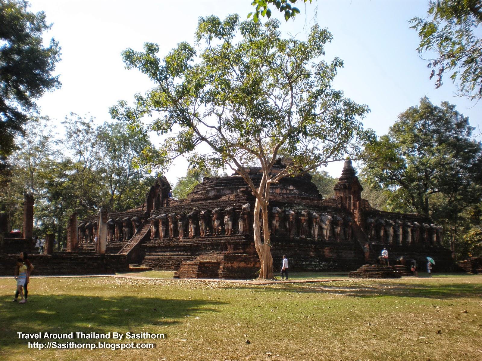 Travel Around Thailand By Sasithorn: KAMPHAENG PHET ...