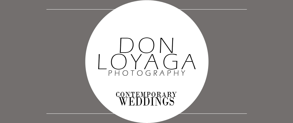 Calgary Wedding Photographer | Contemporary Weddings by Don Loyaga