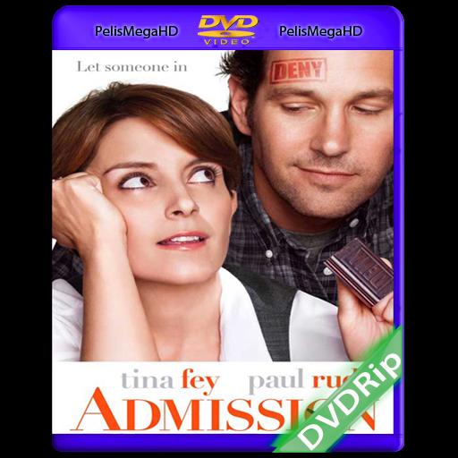 Admission (2013) DVDRip Español Latino