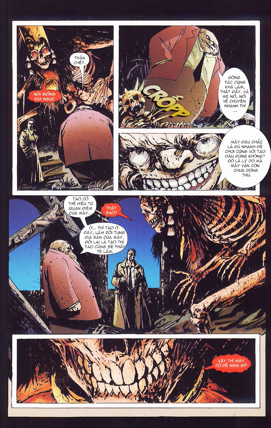 Constantine - All his engines chap 4 - Trang 16