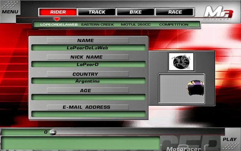 Moto Racer Collection Multilenguaje [Mega]