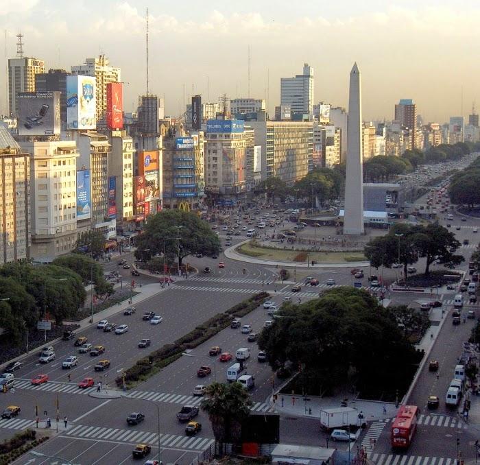 Visita Argentina