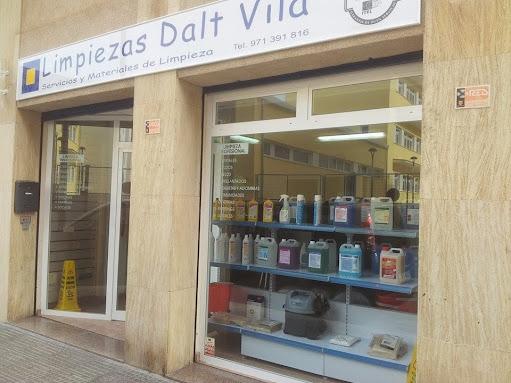 Servicios de limpieza en Ibiza. Limpiezas en Ibiza Dalt Vila