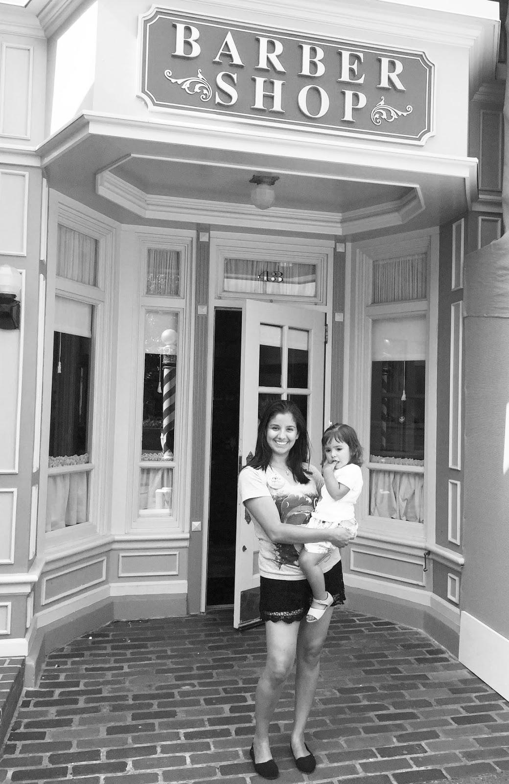 Life With Vida First Haircut At Disney World