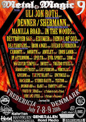 METAL MAGIC FESTIVAL 2016