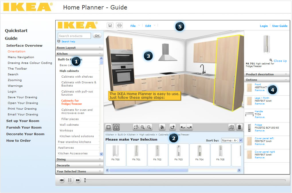 Ikea Home Planner Guide