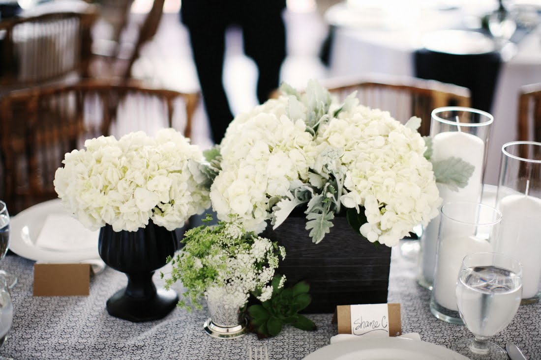 Wedding Themes - Wedding Style: \'Hydrangea Wedding Centerpieces ...