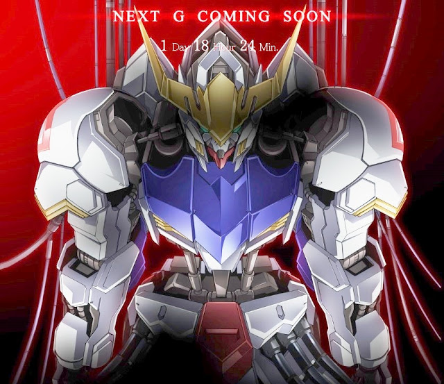 NEW G COMING SOON G TEKKETSU ANIME SERIES