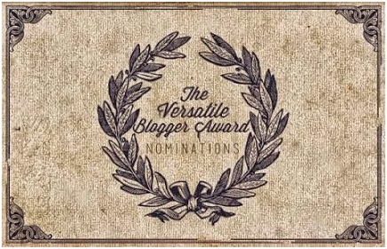 PREMIO THE VERSATILE BLOGGER AWARD
