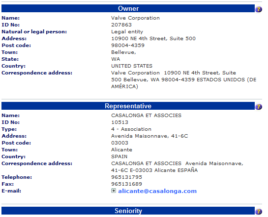Half Life 3 Patent