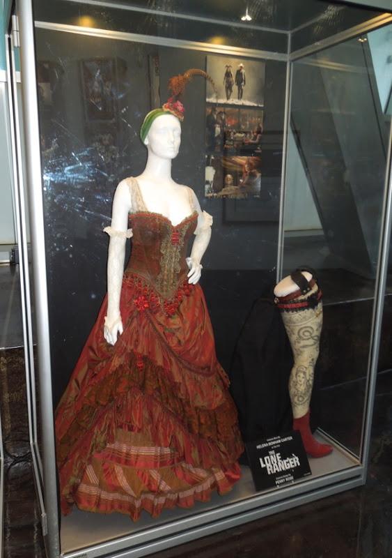 Helena Bonham Carter Lone Ranger costume