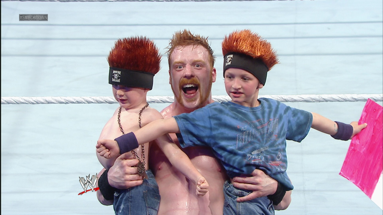 is sheamus married or dating Randy orton rko'd the undertaker,  sheamus was disqualified for bringing a chair into the  orton married samantha speno their first child, daughter.