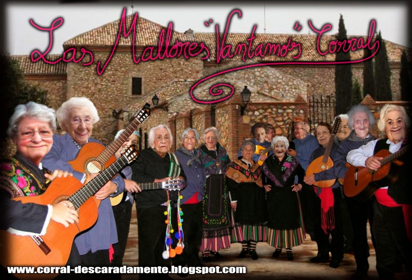 Un grupo de ancianas de la localidad crea un nuevo grupo de mayos