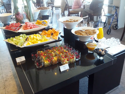 Executive Club Breakfast Buffet at the Westin Cape Town #2