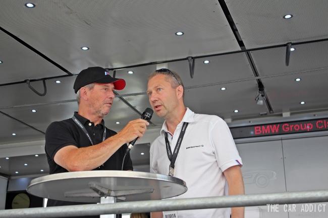 Marc Hessel BMW Oldtimer Grand Prix 2013