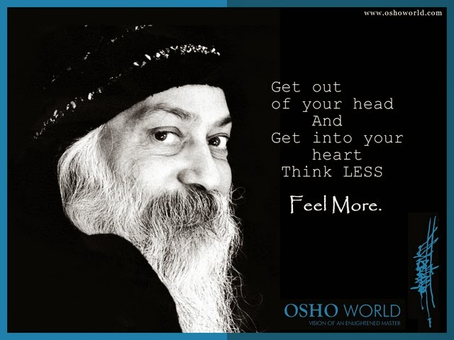 The great mystic in Pune - Osho