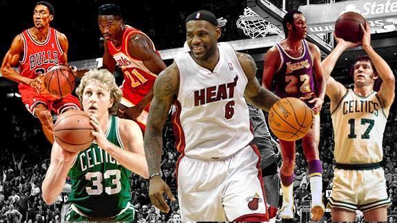 23b5f0172995 DAR Sports  Top 5 NBA Small Forwards of All Time - DefineARevolution.com
