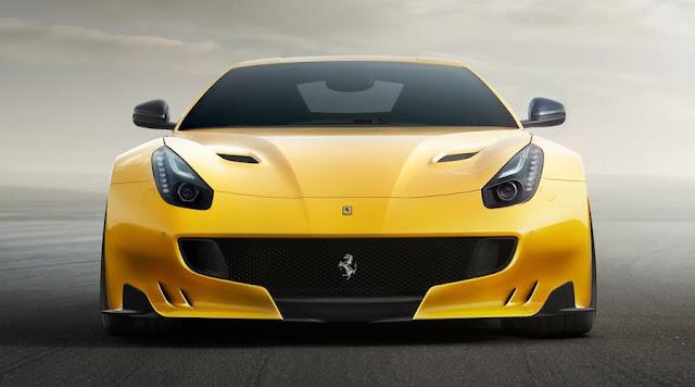 フェラーリF12TDF 発売