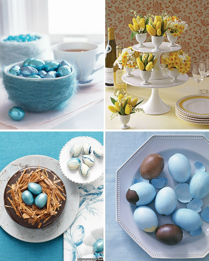 Ibiza mauritius easter decoration for Easter decorations ideas for the home
