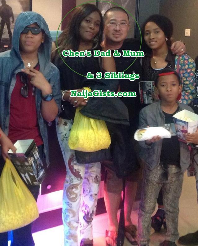 chen emmanuel family