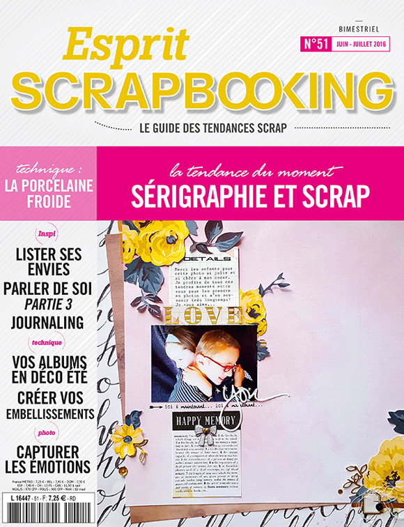 Esprit Scrapbooking 51