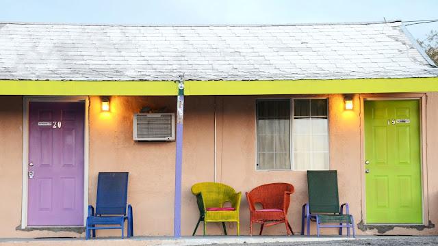 Le motel à l'américaine - USA