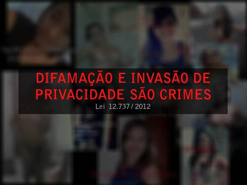 Vídeos difamatórios e conteúdos de nudez de meninas de Panelas e região circulando na Internet