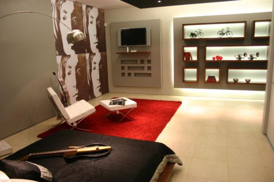 Decorando interiores page 30 - Decoracion habitacion joven ...
